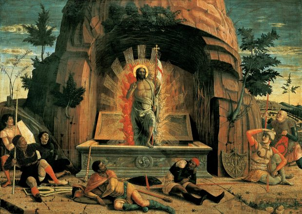Mantegna,_Andrea_-_La_Résurrection_-_1457-1459