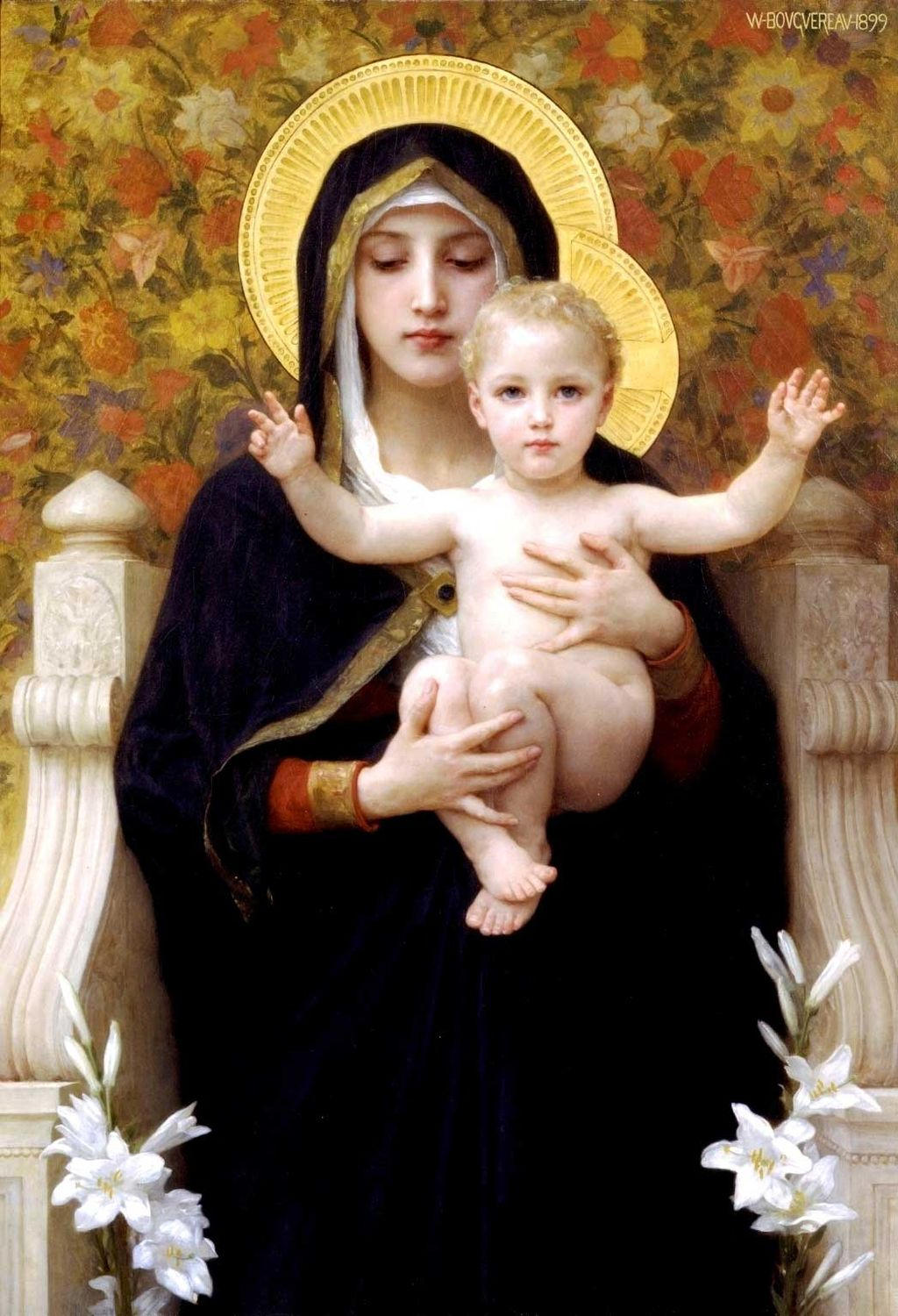 The Blessed Virgin Marys Merits Are Unfathomable Catholic Strength
