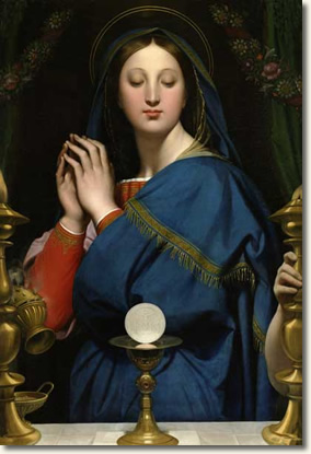 mary-eucharist