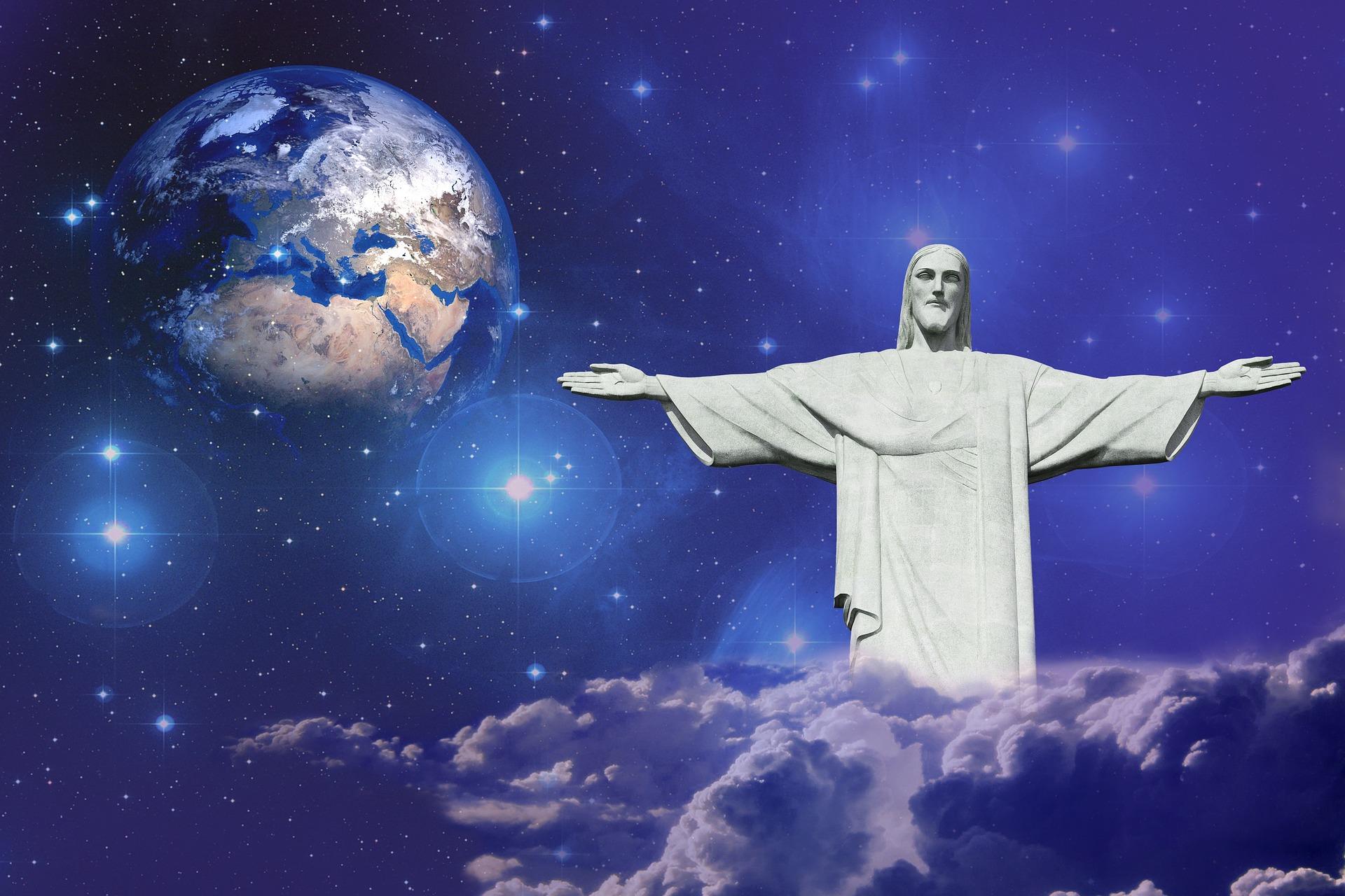 jesus' ascension establishes humanity's true destiny in heaven
